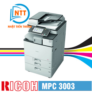 Máy Photocopy Ricoh MP C3003