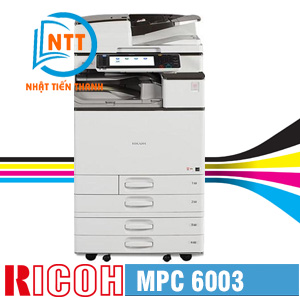 Máy Photocopy Ricoh MP C6003