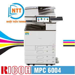 Máy Photocopy Ricoh MP C6004