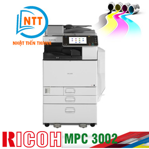 Máy Photocopy Ricoh Aficio MP C3002