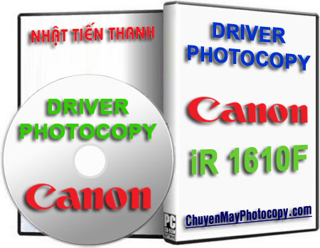 Download Driver Photocopy Canon iR 1610F