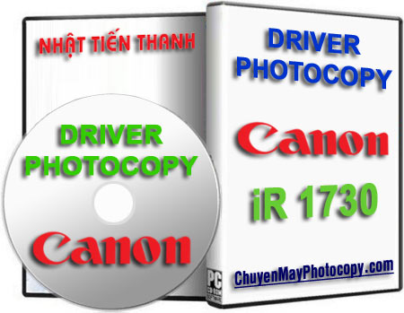 Download Driver Photocopy Canon iR 1730