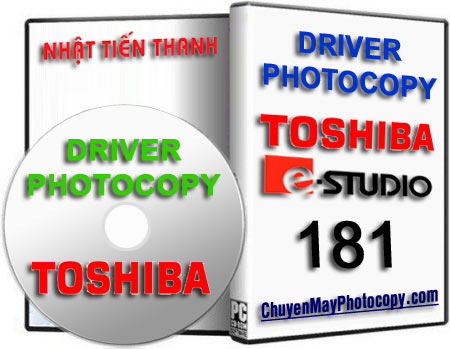 Download Driver Photocopy Toshiba e-Studio 181