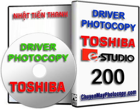 Download Driver Photocopy Toshiba e-Studio 200