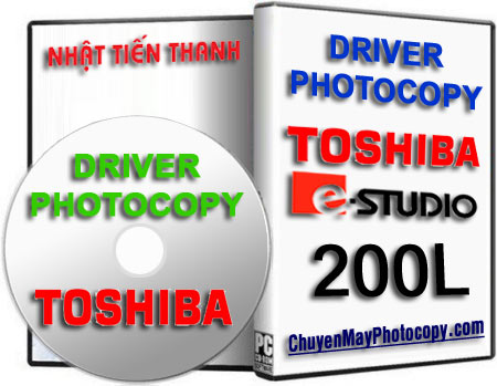 Download Driver Photocopy Toshiba e-Studio 200L