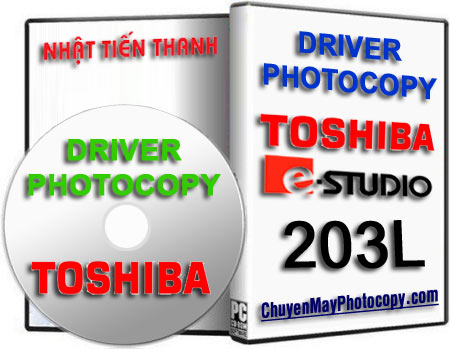 Download Driver Photocopy Toshiba e-Studio 203L