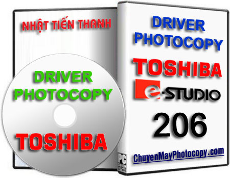 Download Driver Photocopy Toshiba e-Studio 206
