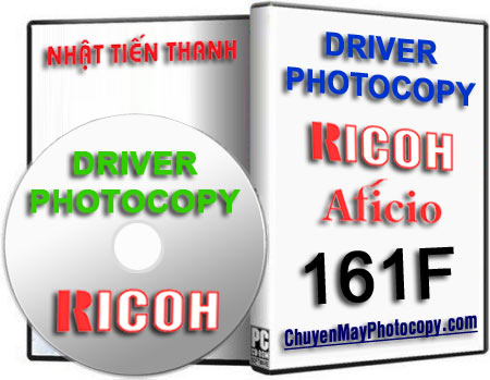 Download Driver Photocopy Ricoh Aficio MP 161F / 161SPF