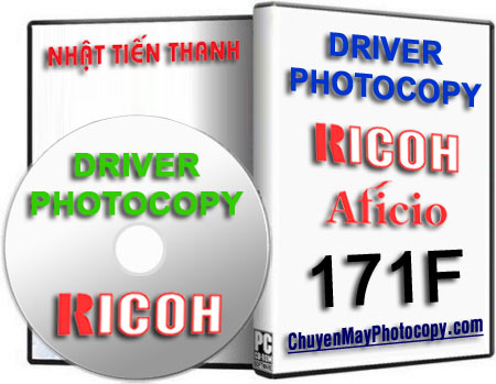 Download Driver Photocopy Ricoh Aficio MP 171F / 171SPF