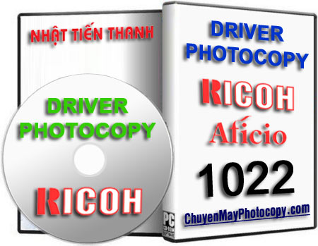 Download Driver Photocopy Ricoh Aficio 1022