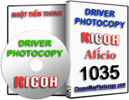 Download Driver Photocopy Ricoh Aficio 1035