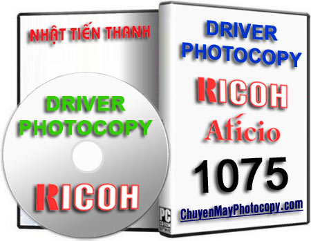 Download Driver Photocopy Ricoh Aficio 1075