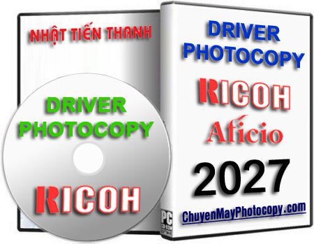 Download Driver Photocopy Ricoh Aficio 2027
