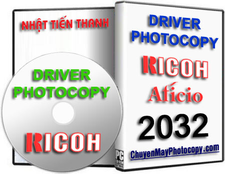 Download Driver Photocopy Ricoh Aficio 2032